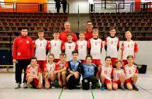 Das Kreismeisterteam der D-Jugend des TuS Ferndorf