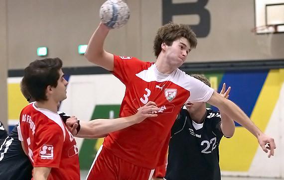 War mit zwei Toren erfolgreich im Spiel in Recklinghausen: Benedikt Walter. (Archivbild: Horst Schaumann)