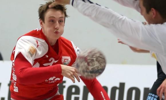 Zwei Treffer von Ferndorfs Eigengewächs in Soest: Julian Schneider. (Foto: Schaumann)
