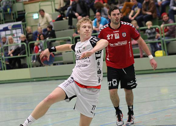 Tim Sartisson erzielte sechs Treffer für sein Team (Foto: M.Müller)