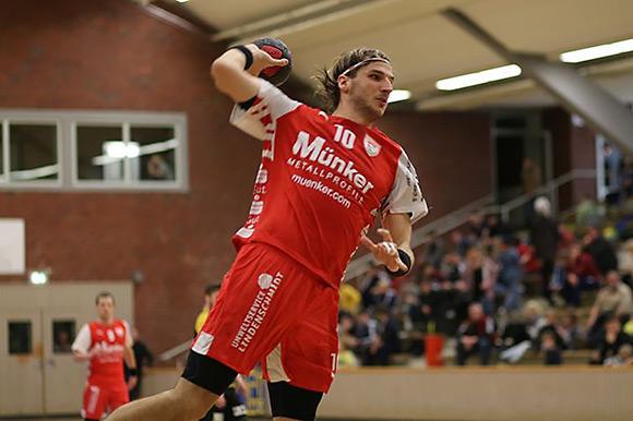 Auch Heider Thomas beteiligte sich am Torefestival - er erzielte 3 Tore (Foto: S.Schapals)