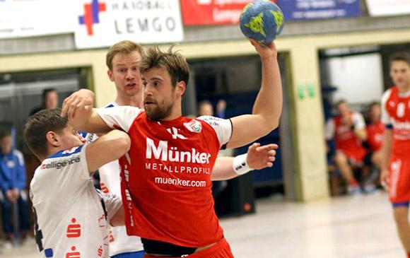 Niklas Weis verletzte sich im Spiel gegen Gladbeck (Foto: M.Müller)