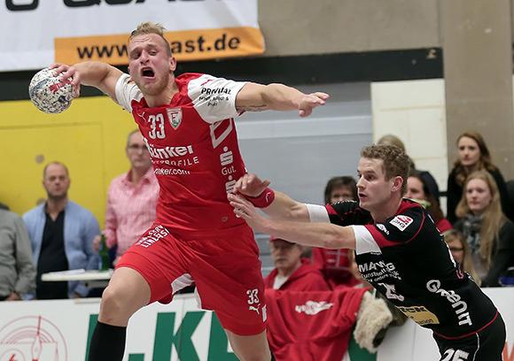 Sein Einsatz am Samstag ist fraglich - Daniel Mestrum (Foto: Schaumann)