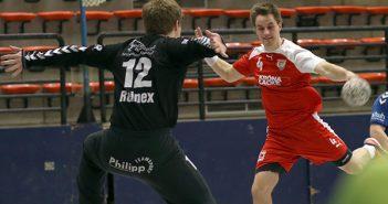 Zehnfacher Torschütze gegen Westfalen Herne war Alex Dröge (Foto: Schaumann)