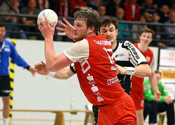 Bennet Johnen erzielte 6 Treffer für sein Team (Foto Schaumann)