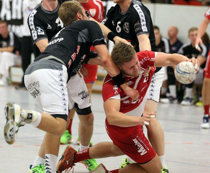 TuS Ferndorf - HFR Springe
