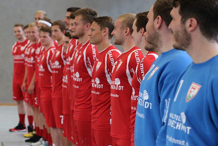 Vorfreude auf den Saisonstart - am Freitag gegen Bayer Dormagen.