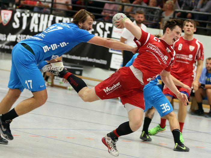 Julian Schneider will auch gegen Bad Schwartau wieder treffen.