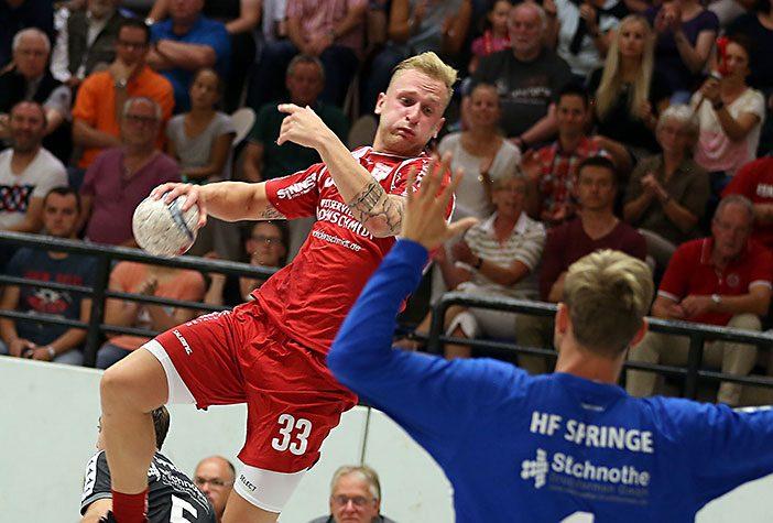 Daniel Mestrum zeigte nach seiner Verletzung ein starkes Spiel am letzten Wochenende  (Foto: Schaumann)
