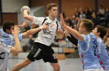Leon Sorg bestritt sein erstes Oberliga-Spiel bei den Senioren und erzielte einen Treffer (Foto: J.Klein)