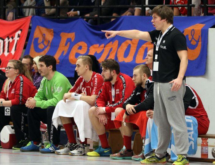 Michael Lerscht will mit seiner Mannschaft abgezockter werden. (Foto: Schaumann)