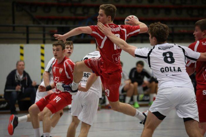 Auch Leon Sorg konnte die Niederlage nicht verhindern (Foto: J.Klein)