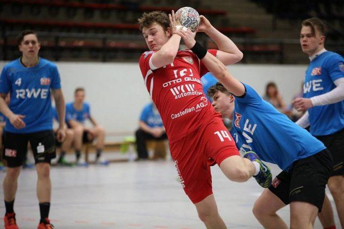 Irle erzielte 7 Tore für sein Team (Foto:J.Klein)