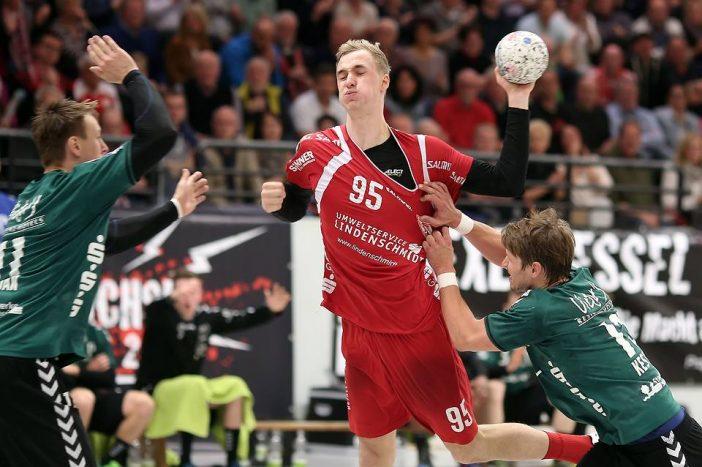 Linkshänder Florian Baumgärtner wird wieder mit von der Partie sein (Foto: CST-Medien)