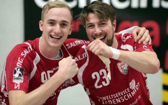 Große Freude beim TuS Ferndorf über die Pokal-Auslosung der ersten Runde