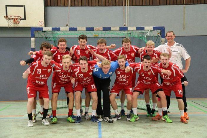 Das A-Jugend Bundesliga Team für die Saison 2016/17