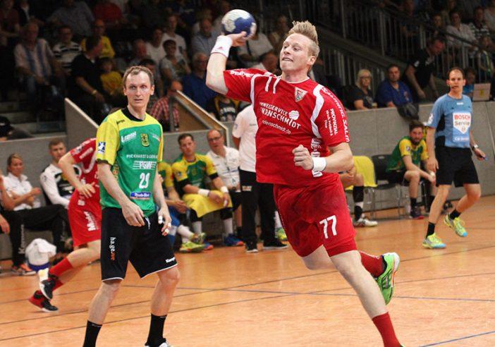 Hat sich in seiner ersten Zweitliga-Saison vor allem in der Abwehr sehr gut entwickelt - Tim Sartisson (Foto: M. Müller)