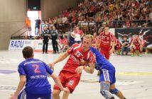 HC Glauchau/Meerane gegen TuS Ferndorf