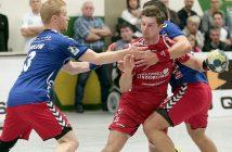 Lucas Schneider war mit 4 Toren in Aue erfolgreich (Foto: Schaumann)