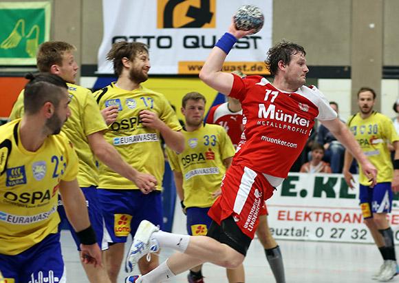 Bennet Johnen erzielte am Samstag fünf Tore (Foto: Schaumann)