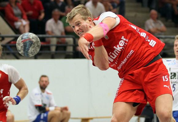 Mit sieben Toren erfolgreichster TuS-Schütze: Carsten Lange. (Archivfoto: Horst Schaumann)