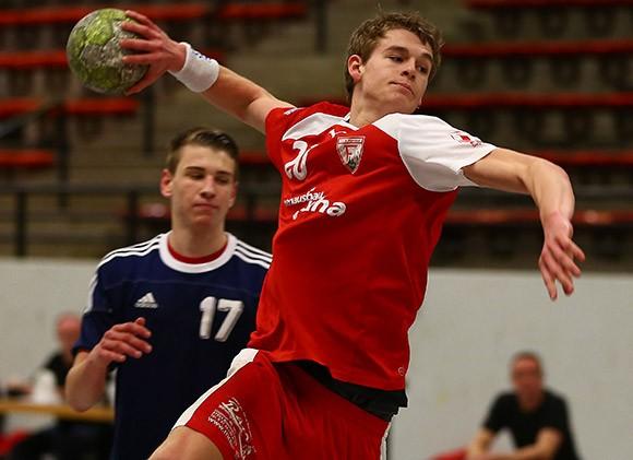 Philipp Keusgen erzielte 6 Tore für sein Team (Archivbild: Schaumann)