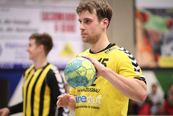 Linkshänder Niklas Weis wechselt in der kommenden Saison zum Tus