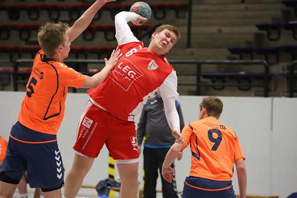 Jan Niklas Klein erzielte zwei Tore gegen Harsewinkel (Foto: J.Klein)
