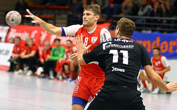 Auch auf Alex Koke wird es gegen Wiesbaden ankommen (Foto: Schaumann)