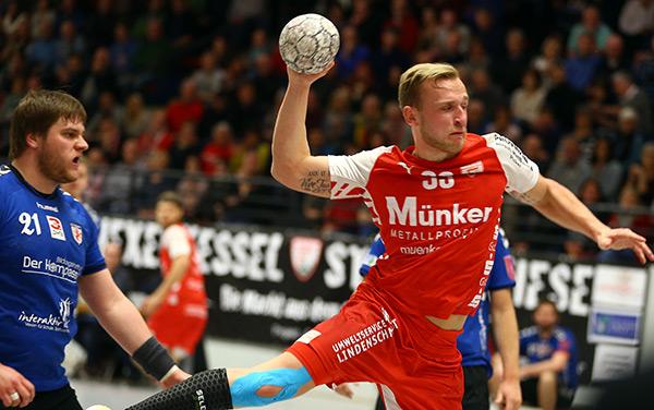 Trainer Erik Wudtke hofft wieder auf den Einsatz von Daniel Mestrum (Foto: Schaumann)