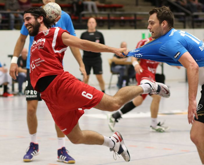 Auch drei Treffer von Fabio Schöttler konnte die Niederklage nicht verhindern. (Foto: Schaumann)