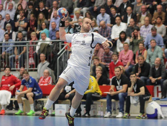 Milasin Trivic erzielte in Hamm 3 Treffer (Foto: M.Müller)
