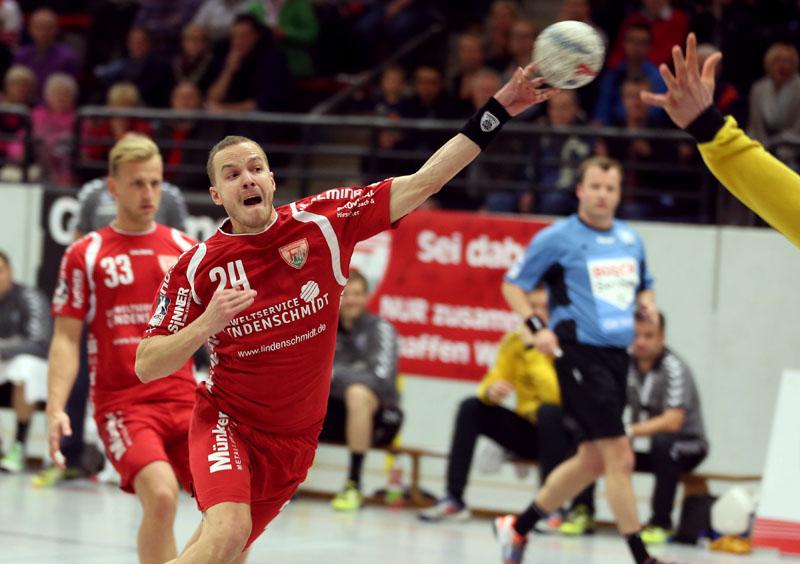 Miroslav Volentics war mit 5/1 Treffern erfolgreich (Foto: Schaumann)