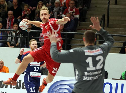 Auch die Tore von Daniel Mestrum werden in Henstedt wichtig sein (Foto: Schaumann)