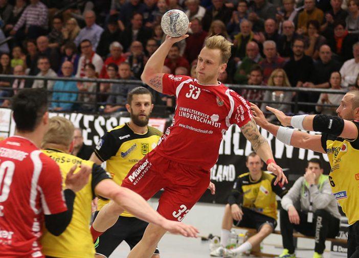 Daniel Mestrum erzielte im letzten Spiel zwölf Treffer (Foto: Schaumann)