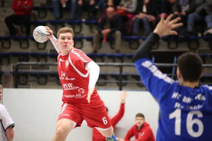 Jan Niklas Klein war mit zwei Treffern erfolgreich für den TuS (Foto: J.Klein)