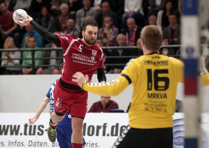 Bester Torschütze auf Ferndorfer Seite war Dragos Oprea mit sechs Treffern (Archivfoto: CST-Medien)