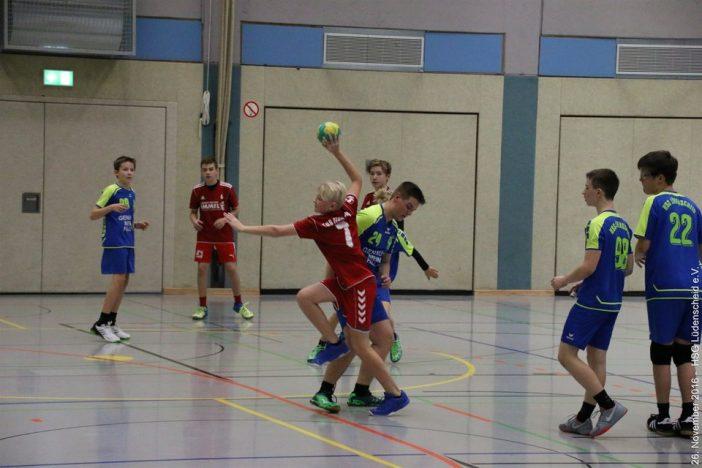Friedrich Schaub erzielte 5/1 Treffer (Foto: D.Reifenrath)